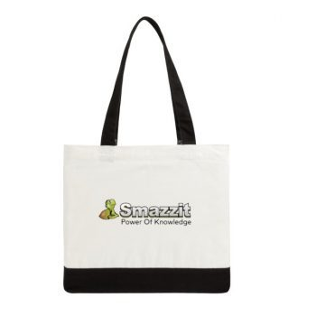 Smazzit classic tote bag, power of knowledge