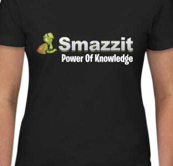 Women T-Shirt Smazzit