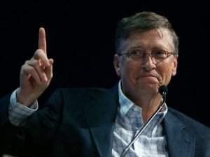 """Bill Gates """"Content Is King"""