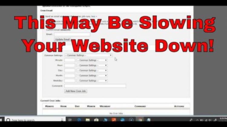How WP Cron Can Slow Your Website Down