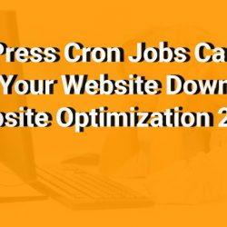 wp.cron optimization for websites