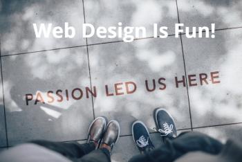Web Design Is Fun